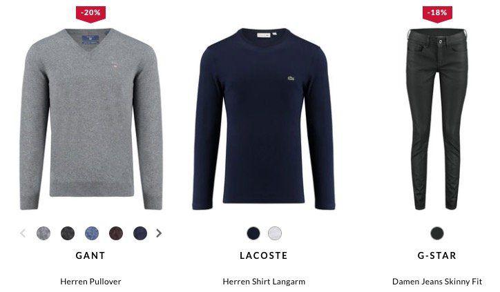 10% auf Sportswear bei engelhorn   z.B. Lacoste Longsleeve ab 44,91€