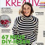 """1 Ausgabe """"Brigitte kreativ"""" gratis – endet automatisch"""
