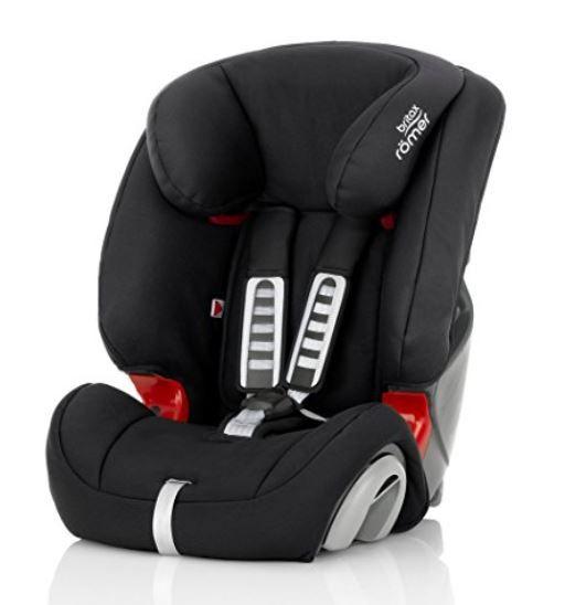 Babymarkt mit 10% auf (fast) Alles bis Mitternacht   Britax Römer Kindersitz Evolva 123 für nur 106,19€