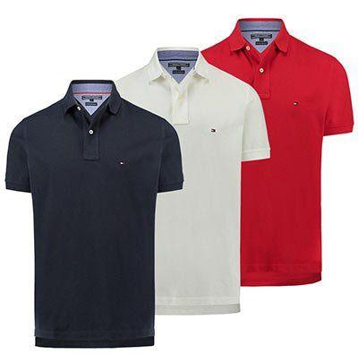 Tommy Hilfiger Herren Poloshirt Core New Tommy in 3 Farben für je für 29,90€ (statt 46€)   nur wenige Größen!