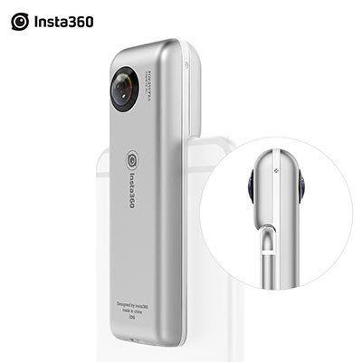 Insta360 Nano – 360° Dual Linsen VR Video Panorama Kamera für iPhone ab 39€ (statt 75€)