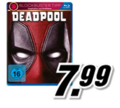 Media Markt: 5 Blu rays für 25€