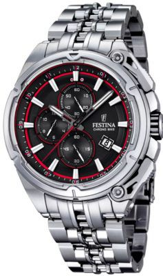 Wieder da! Festina Chrono Bike Herren Armbanduhr für 124,15€