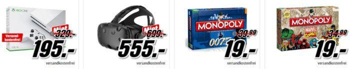 Media Markt Mega Dienstag Sale: günstige Konsolen, Gaming PCs, Notebooks, Games & Co.