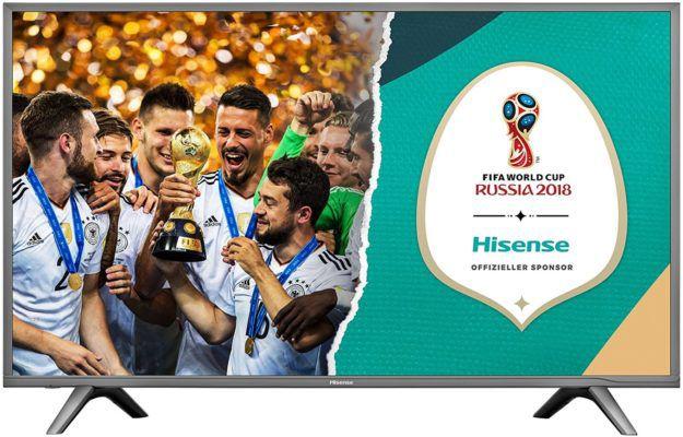 Hisense H60NEC5605   60 Zoll UHD smart TV für 589€ (statt 729€)