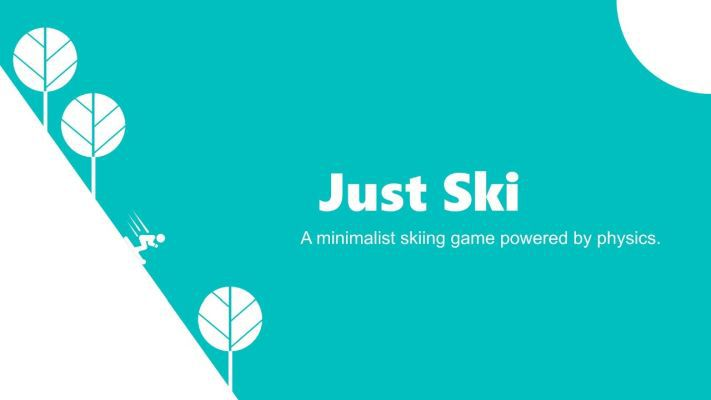 Just Ski (iOS) gratis statt 1,09€