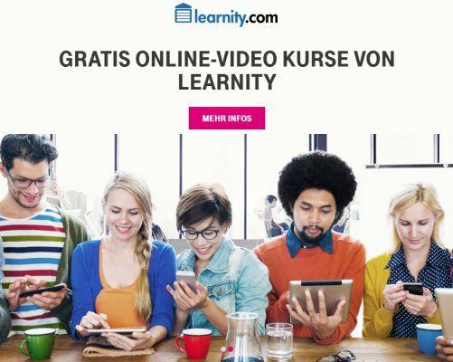 Nur für Telekom Kunden: 15 Online Kurse bei Learnity kostenlos