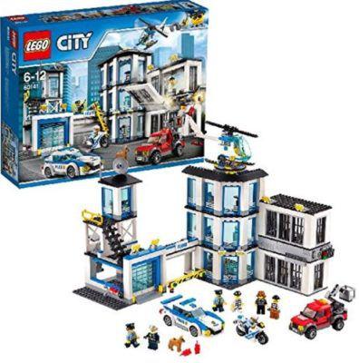 LEGO City 60141   Polizeiwache für 51,39€ (statt 73€)