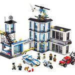 LEGO City 60141 – Polizeiwache für 51,39€ (statt 73€)