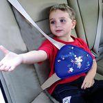Gurtschoner für Kinder in 3 Farben für je 2,51€