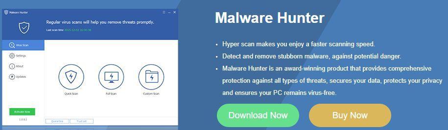 Malware Hunter Pro (Jahreslizenz) gratis