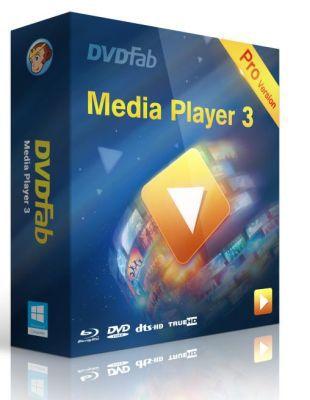 Nur für kurze Zeit: DVDFab Media Player (1 PC Lifetime Lizenz) kostenlos