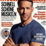Jahresabo Men's Health für 54€ inkl. 50€ Gutschein