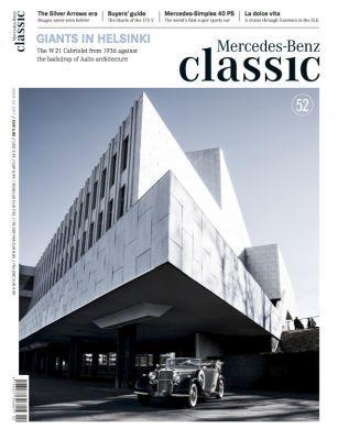 """1 Ausgabe """"Mercedes Benz Classic"""" gratis – endet automatisch"""