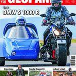 1 Ausgabe Motorrad-Gespanne gratis – endet automatisch