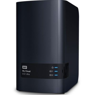 WD My Cloud EX2 Ultra   NAS Server mit 6TB (2 x 3TB) für 266€ (statt 281€)