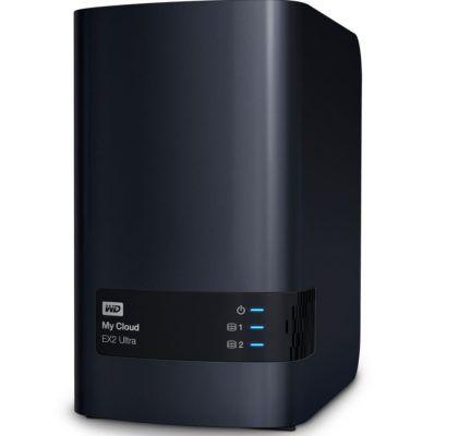 WD My Cloud EX2 Ultra   NAS Server mit 6TB für 266€ (statt 313€)