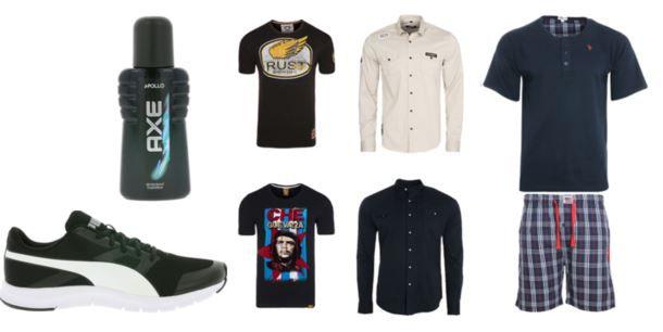 Outlet 46 Tagesangebote: Puma flexracer Herren Sneaker für 39,99€   Rick Cardona Damen Fashion ab 7,19€