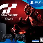 PlayStation 4 Slim 1TB inkl. Gran Turismo Sport+ DUALSHOCK 4 Wireless Controller ab 299€