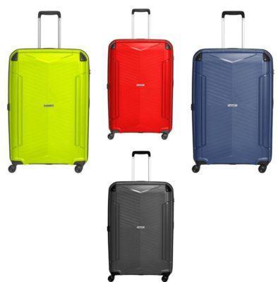 Packenger Silent   4 Rollen XL Koffer (109l) für 69€