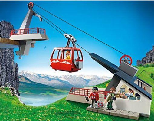 Playmobil Country   Seilbahn mit Bergstation für 31,94€ (statt 50€)