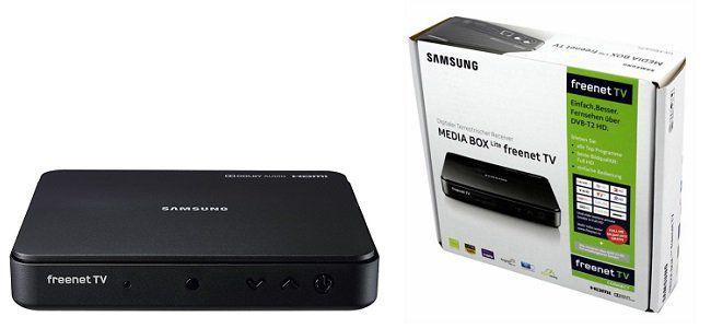 SAMSUNG GX MB540TL/ZG Mediabox für 33,39€ (statt 37€)