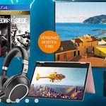 Saturn Late Night Shopping Übersicht – u.a.: LENOVO Yoga A12, Convertible 12,2″ statt 349€ für 299€