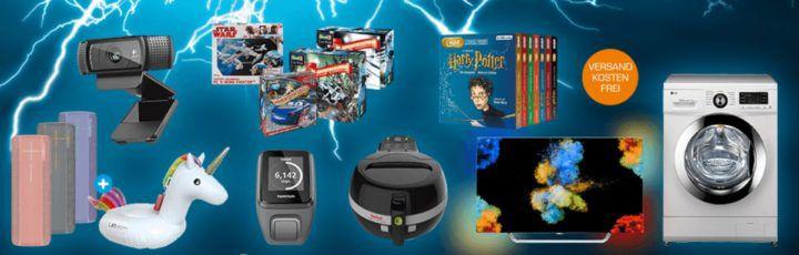 Saturn Late Night Shopping Übersicht   u.a.: LOGITECH HD Pro C920 Webcam für 49,99€