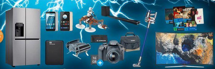 Saturn Super Sunday Deals: z.B.   LG SH4   Bluetooth Soundbar für 139€