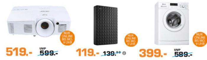 Saturn Super Sunday Deals: z.B. LG DSH7 Bluetooth Soundbar für 129€