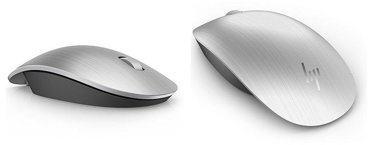 HP Spectre Bluetooth Maus 500 in Silber für 32,98€ (statt 47€)