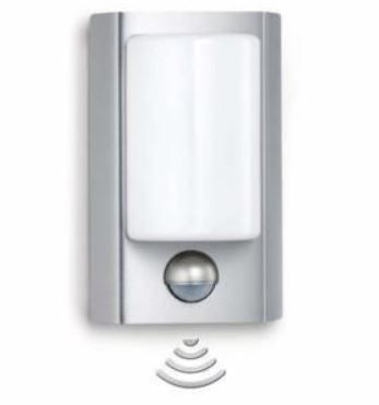 Steinel L610   Design Sensor LED Außenleuchte mit Bewegungsmelder für 69€