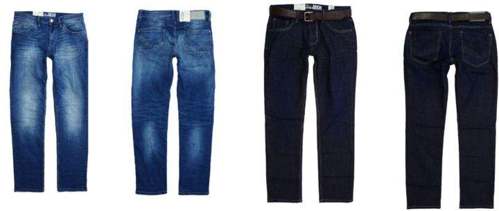 Tom Tailor Jeans Josh 2 Modelle für je 32,95€
