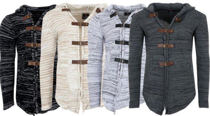 Tazzio Fashion Herren Strickjacken für je 19,99€