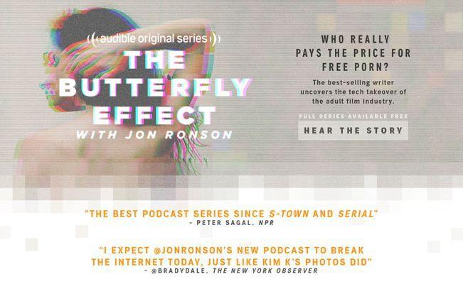 The Butterfly Effect (Hörbuch, englisch) kostenlos
