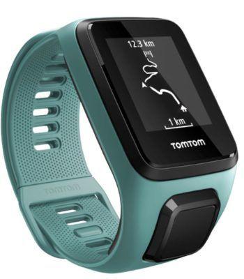 TomTom Spark 3 Cardio GPS Fitnessuhr S für 99€ (statt 167€)