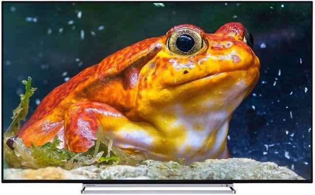 Toshiba 55U6763DA   55 Zoll 4K Fernseher für 377,91€ (statt 444€)