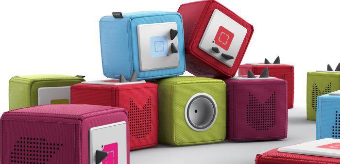 Toniebox Starterset – Hörspielbox in Rot für Kinder für 63,96€ (statt 80€)