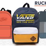 OneDay Vans Sale bei Vente Privee – Rucksäcke ab 19,90€