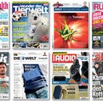 iKiosk – Testangebot mit 3 von 24 Magazinen gratis ausprobieren