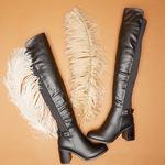 Buffalo – Overknee-Stiefel bei Vente Privee für 39,50€