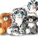 Feisty Pet – Kuscheltier mit bösem Blick ab 17,08€