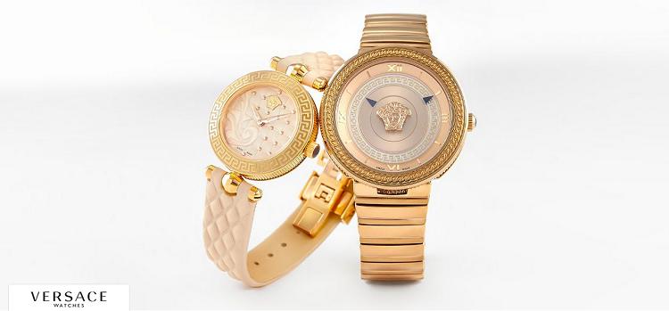 Versace Uhren Sale bei vente privee   z.B. Versace V Race ab 695,90€ (statt 844€)