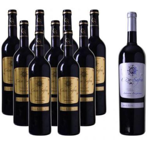 Weinvorteil mit 10€ Rabatt auf ausgewählte Weine im 12er Pack