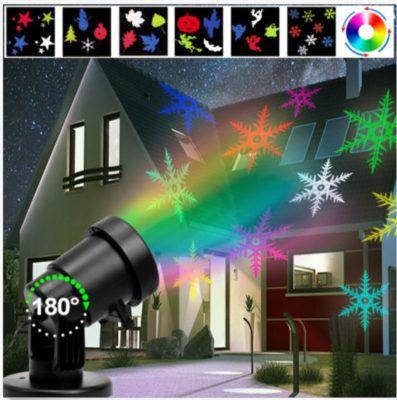 Westerholt LED Garten   Haus Deko Projektor für 19,95€