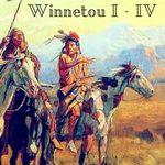 Winnetou I-IV: Vollständige Ausgabe aller vier Bände (Kindle Ebook) gratis