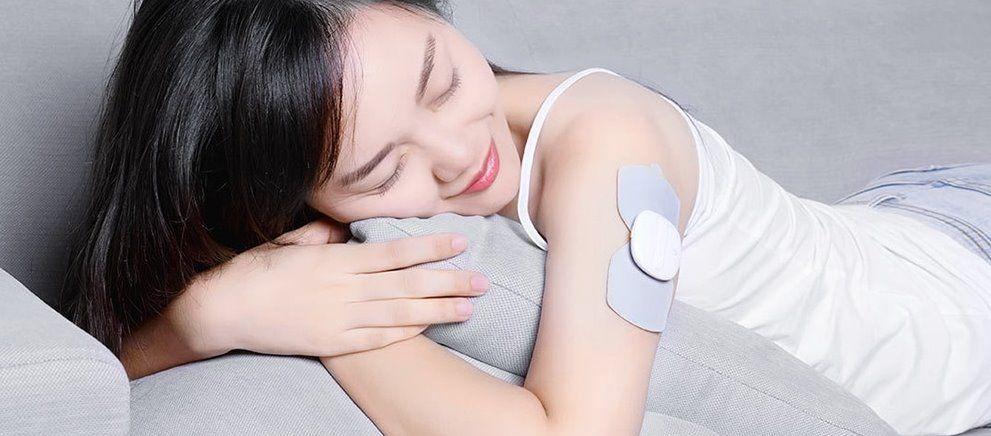 Xiaomi Mi Home Electrical TENS   Impulsmassagegerät für 17€