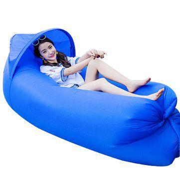 IPree Luftsofa mit Sonnenschutz in verschiedenen Farben für ~7,61€