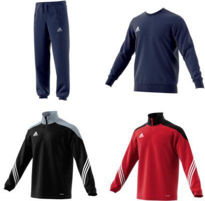 adidas Sweat Shirts und Jogginghosen für je 24,99€
