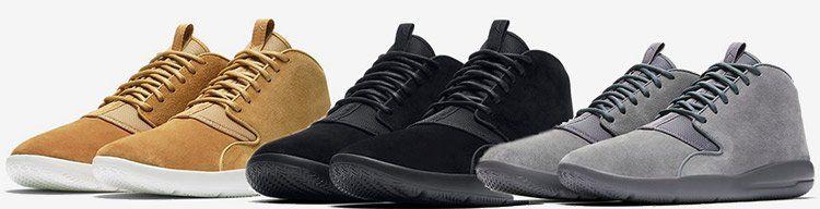 Jordan Eclipse Chukka Sneaker in Rot für 68,23€ (statt ~100€)